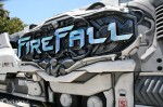 This was the Test Truck for FireFall where you could try out the Demo version of the Game.