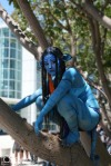 Neytiri from James Cameron's Avatar