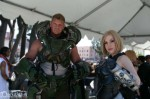 Some cosplayers for the new Game FireFall