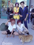 The Cast of Cowboy Bebop