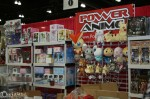 Power Anime booth in the dealers hall