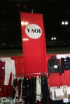 Yaoi apparel booth