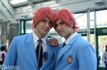 Hikaru and Kaoru Hitachiin from Ouran High School Host Club