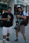 Me with one of the greatest Cosplay videographers Acksonl