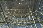 The structure that makes up the LA convention centers South Hall