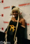 The girl I won a date A.K.A. not a date, but a prize instead was dressed as Chii from Chobits. Hmmm which reminds me they never called me back for my prize... Oh well least I got to talk to this lovely lady for the rest of the Panel