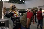 Poor guy photo bombed the great Krauser, and now he has to suffer Krauser's Wrath.